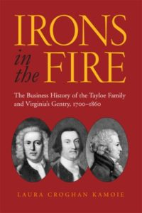 Book Cover: Irons in the Fire