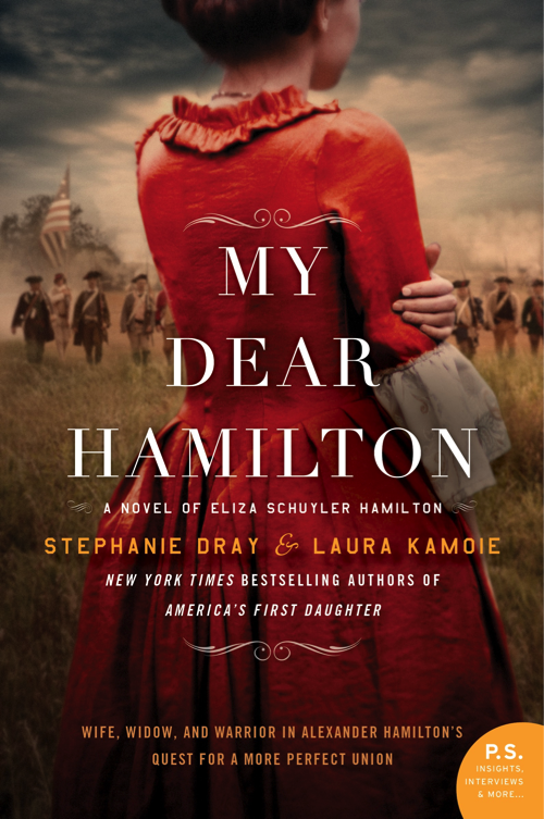 Book Cover: My Dear Hamilton